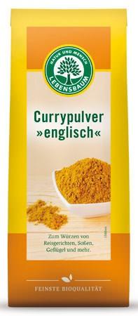 Lebensbaum Currypulver, englisch 50g