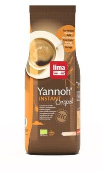 Lima Yannoh Instant Original Getreidekaffee Nachfüllpackung 250g