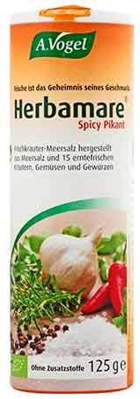 A. Vogel - Bioforce Herbamare Spicy 125g