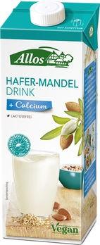 Allos Hafer-Mandel Drink + Calcium 1l