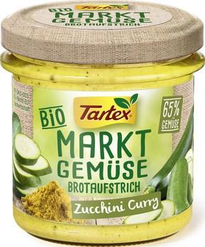 Tartex Marktgemüse Zucchini Curry 135g