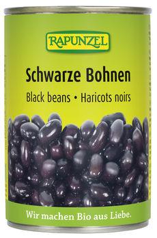 Rapunzel Schwarze Bohnen in der Dose 400g