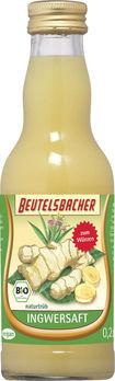 Beutelsbacher Naturtrüber Ingwersaft 0,2l + 0,15 EUR Pfand