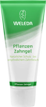 Weleda Pflanzen-Zahngel, Zahnpasta 75ml