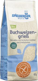 Spielberger Glutenfreier Buchweizengrieß 400g