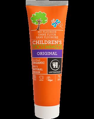 Urtekram Childrens Toothpaste Zahnpasta für Kinder 75ml