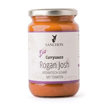 Sanchon Currysauce Rogan Josh 320ml