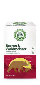 Lebensbaum Beeren & Waldmeister Tee 20 Btl
