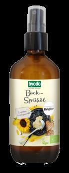 Byodo Back-Sprühöl 250ml