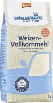 Spielberger Weizenvollkornmehl, demeter 1kg