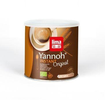 Lima Yannoh Getreidekaffee Instant 125g