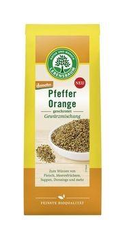 Lebensbaum Pfeffer-Orange, geschrotet 60g
