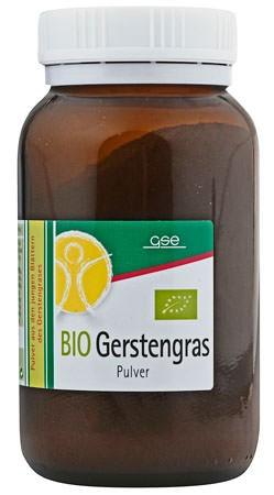 GSE Gerstengras Pulver 120g
