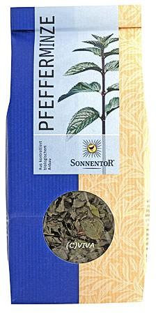 Sonnentor Pfefferminz Tee, Demeter 50g