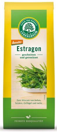 Lebensbaum Estragon, geschnitten demeter 15g