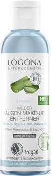 LOGONA CLASSIC Milder Augen Make-up Entferner Bio Aloa Vera 125ml