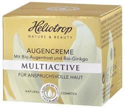 Heliotrop MULTIACTIVE Augencreme 15ml