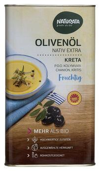 Naturata Olivenöl aus Kreta nativ extra P.D.O. 3l