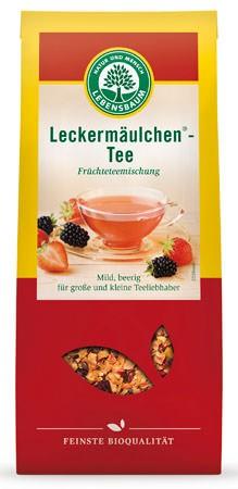 Lebensbaum Leckermäulchen Tee Früchtetee 100g