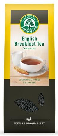 Lebensbaum English Breakfast Schwarztee 100g