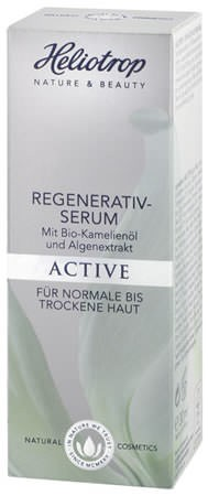 Heliotrop ACTIVE Regenerativ-Serum 30ml