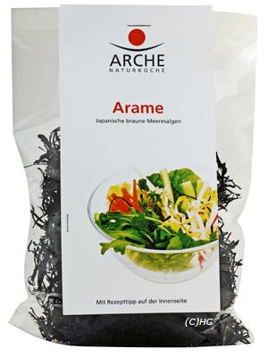 Arche Arame-Algen 50g