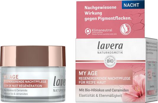 Lavera My Age Regenerierende Nachtpflege 50ml