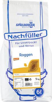 Spielberger Roggen demeter -unverpackt- 5kg