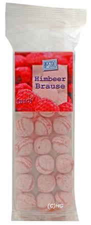 BioVita Himbeer Brausekugeln 75g