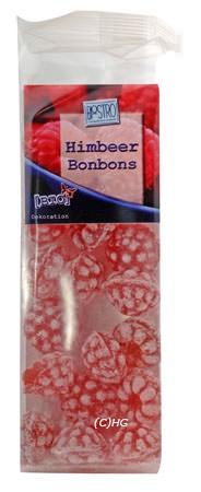 BioVita Himbeer Bonbons 75g