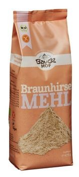 Bauckhof Braunhirsemehl Vollkorn, glutenfrei 425g