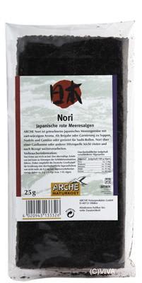 Arche Nori-Algen 25g