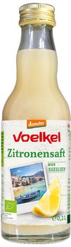 Voelkel Zitronensaft 0,2l + 0,15 EUR Pfand