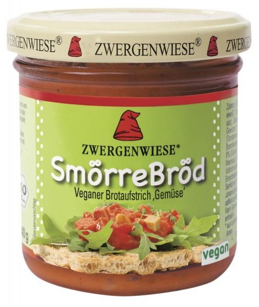 Zwergenwiese SmörreBröd Gemüse 140g