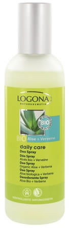 LOGONA Daily Care Deo Spray Bio-Aloe und Verveine 100ml