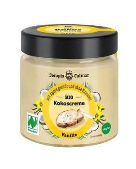 Serapis Culinar Kokos-Creme Vanille 200g