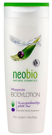 neobio Pflegende Bodylotion 250ml