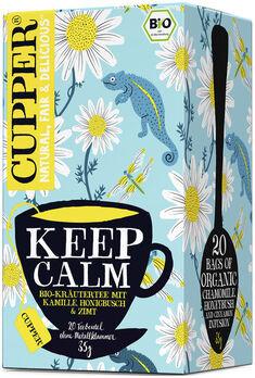 CUPPER Keep Calm 35g 20 Beutel