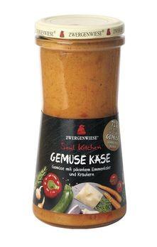 Zwergenwiese Soul Kitchen Gemüse Käse 420ml
