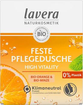 Lavera Feste Pflegedusche High Vitality 50g