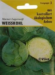 Aries Saatgut Weißkohl