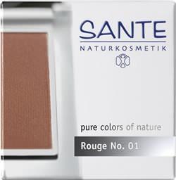 SANTE Rouge silky terra No. 01, 6,5g