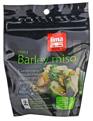 Lima mild Barley miso Gerste 345g