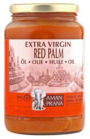 Amanprana Rotes Palmöl 1,6l