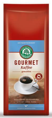 Lebensbaum Gourmet Kaffee entkoffeiniert, gemahlen 250g