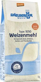Spielberger Weizenmehl 1050, demeter 1kg