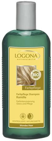 LOGONA Farbreflex Shampoo Blond Bio-Kamille 250ml