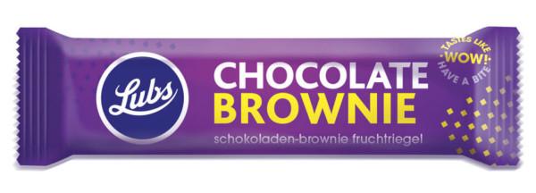 Lubs Fruchtriegel Chocolat Brownie 40g