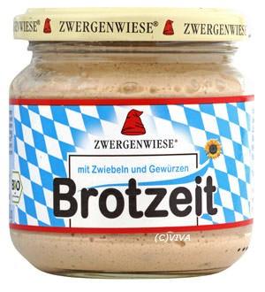 Zwergenwiese Streich Brotzeit 180g