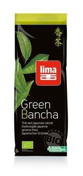 Lima Green Bancha, japanischer Grüntee 100g